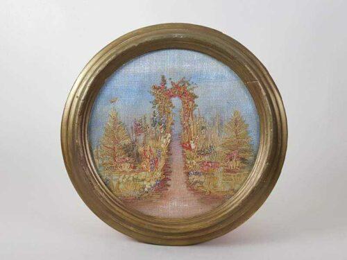 Embroidered Art Work
