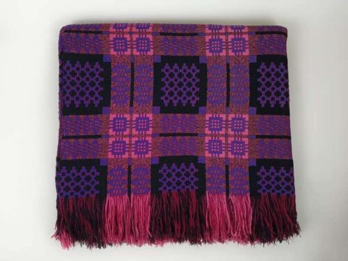 Bed Cover ~ Welsh Tapestry