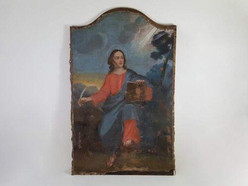 Portrait of John the Baptist