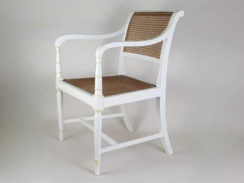 Georgian canned Chair