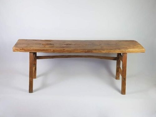 Rustic Console Table, originally a Work Bench