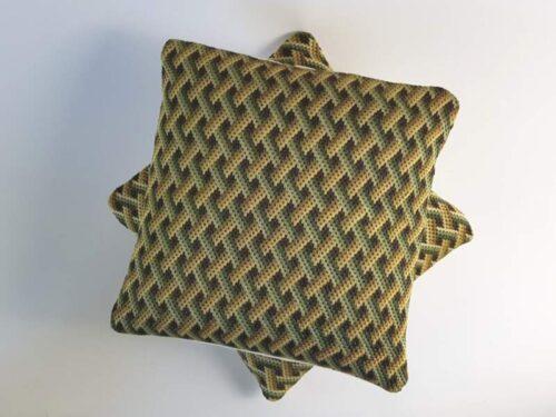 Cushions ~ Woven