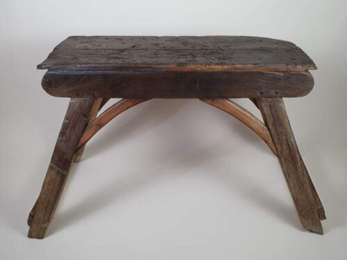 French rustic oak Work Bench