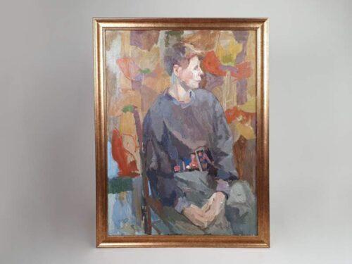 Mid Century Male Portrait