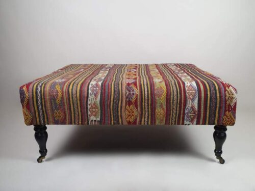 Antique French Footstool